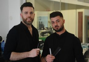 Extrò parrucchieri, nuovo salone a viale Nettuno