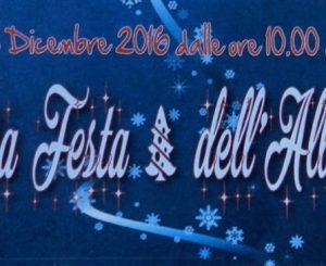 8 dicembre, 10° Festa dell'Albero