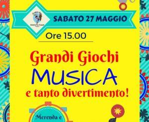Oratorio Frassati, festa di chiusura il 27 maggio