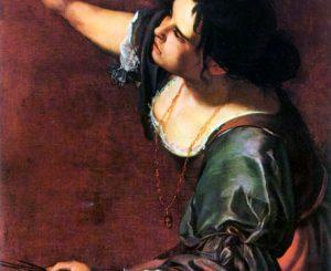 """Ritratto di """"Artemisia Gentileschi"""" il 30 giugno"""