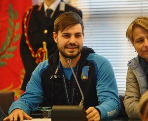 Edoardo Giordan è campione italiano di sciabola
