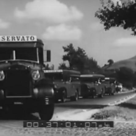 Quella gita a Fregene di 80 anni fa