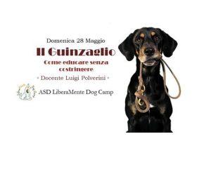 LiberaMente Dog Camp, seminario sul guinzaglio il 28