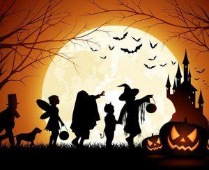 Halloween, 3 giorni di festa