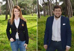 Elezioni, conosciamoli: Martina Imparato e Stefano Travaglini