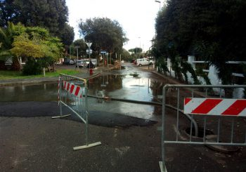 Nuovi allacci idrici, lavori in corso su viale Nettuno