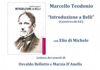 """""""Introduzione a Belli"""", in Biblioteca il 22 luglio"""