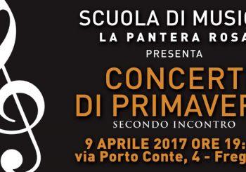 Concerti di Primavera, secondo incontro il 9 aprile