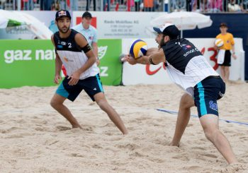Beach volley, Daniele Lupo e Paolo Nicolai campioni italiani