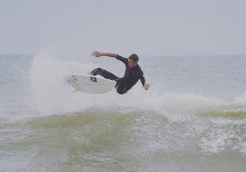 Fregene ai Mondiali surf juniores in Giappone