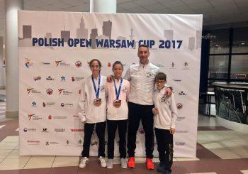 Taekwondo Ostia-Fregene, si riparte con le medaglie di Varsavia