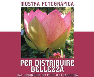 """""""Distribuire bellezza"""", mostra fotografica il 23 settembre"""