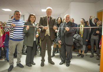 Focene, inaugurata la nuova scuola media