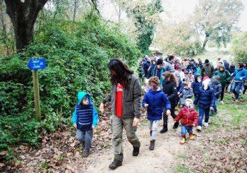 Oasi Lipu di Castel di Guido, visite guidate il 15-16-22-23 dicembre