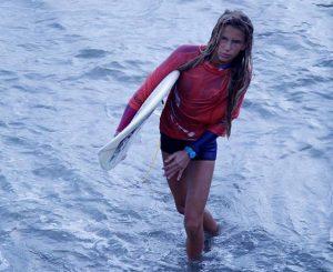 Surf, Ottavia Salvati al primo raduno per Tokyo 2020
