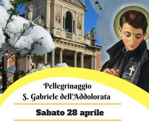 Unitalsi, pellegrinaggio a San Gabriele il 28 aprile