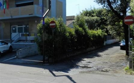Perdita fognatura via Loano, tutto come prima