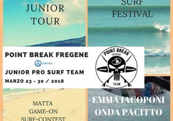 Il Point Break JuniorTeam al Caparica Surf Festival