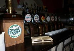 67°minuto Holy Island Pub