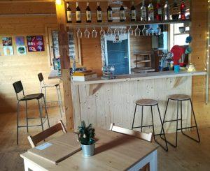 Parco Avventura Fregene, ecco il Wood Pub