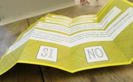 Referendum, Fiumicino si schiera per il No