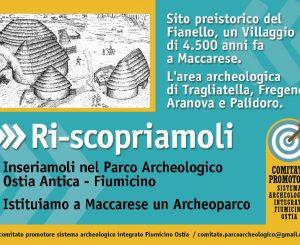 """""""Riscoprire"""" siti archeologici, oggi parte campagna a Maccarese"""