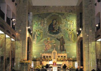 Pellegrinaggio a San Giovanni Rotondo, 9-10 aprile