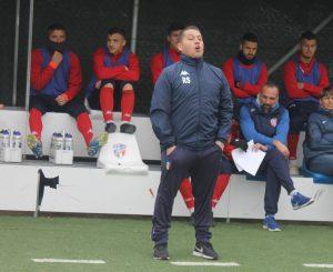 L'Sff Atletico cade ad Anzio e Scudieri si dimette