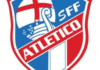 SFF Atletico, vittoria e primo posto in campionato