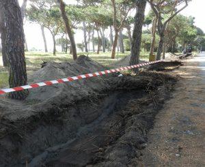 Cancellata area C, iniziati i sondaggi archeologici