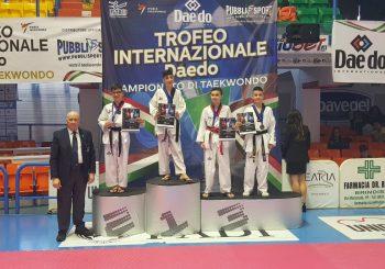 Taekwondo Ostia-Fregene, atleti protagonisti a Riccione e Brindisi