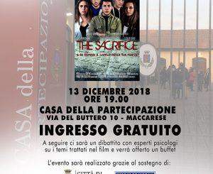 """""""The Sacrifice"""", il film de """"I due leocorni onlus"""" il 13 dicembre"""