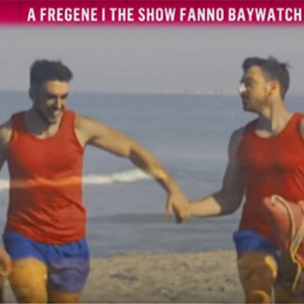 """The Show"" a Fregene: baywatch o spiaggini?"