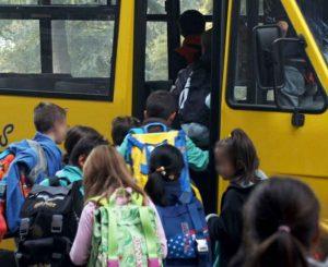 Trasporto scolastico, iscrizioni aperte fino al 16 luglio