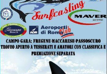 Trofeo Shark Bay surfcasting il 27 maggio