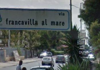 Via Francavilla al Mare, situazione inaccettabile della strada