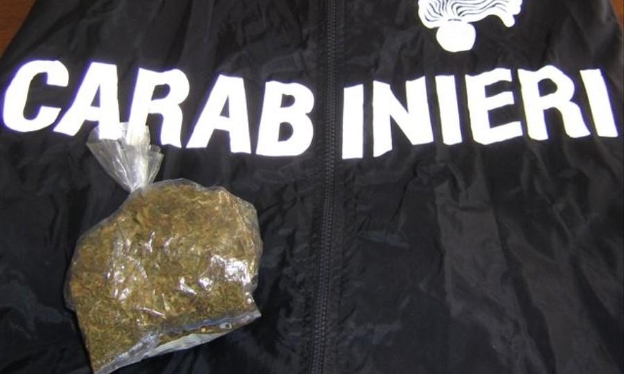 Giovane coppia arrestata per droga a Fregene
