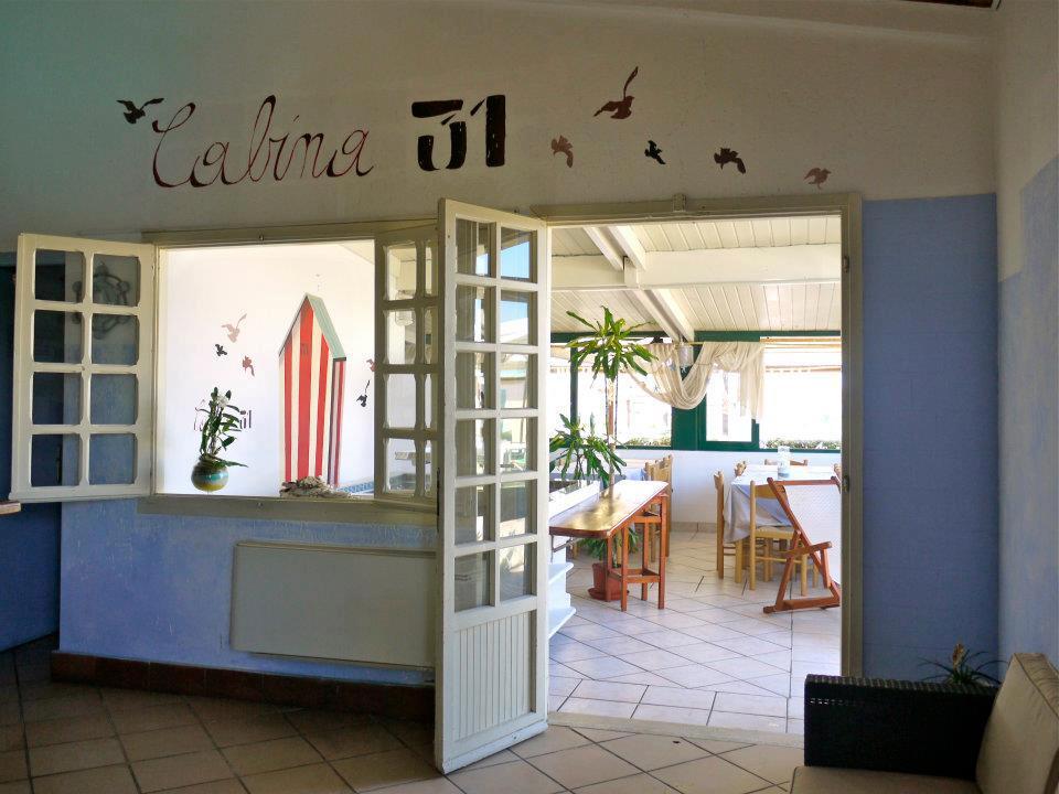 cabina 31 cover