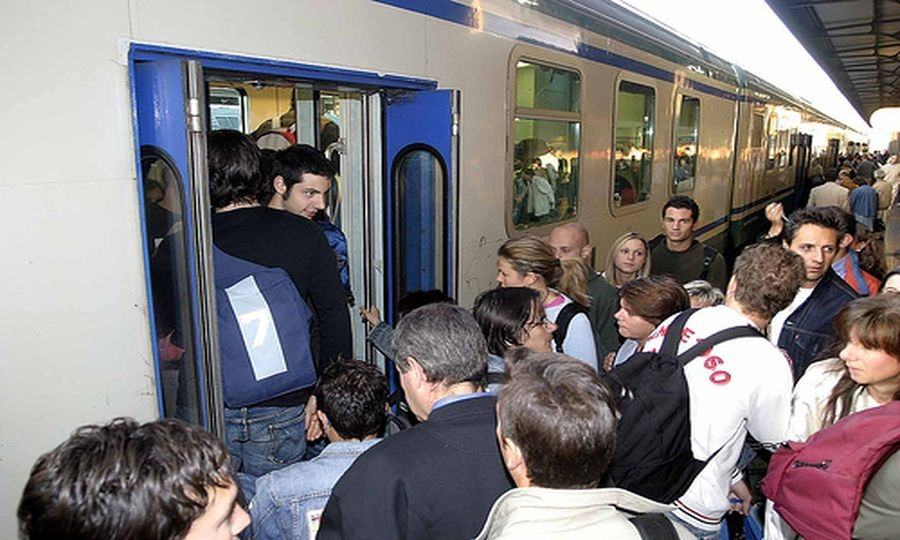 Maltempo, treni in ritardo su tratta Roma-Grosseto