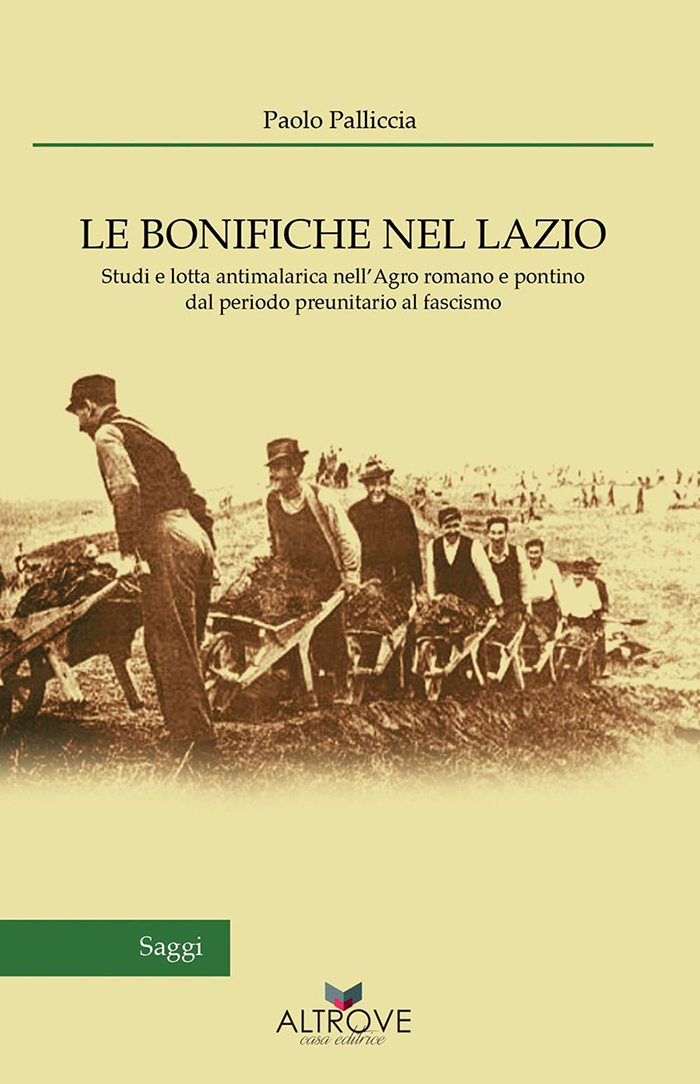 copertina bonifiche nel Lazio