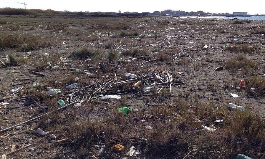 Bonifica ambientale, interviene la Guardia Costiera