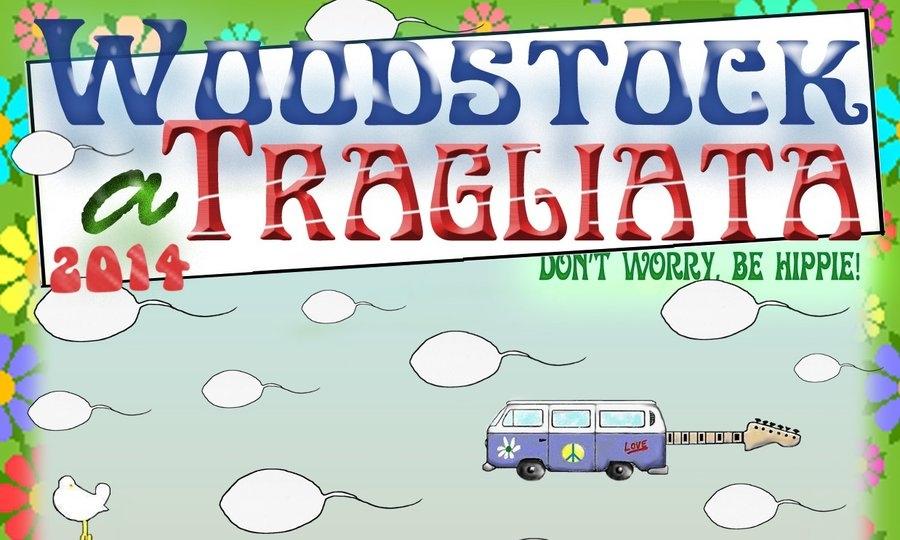 Woodstock a Tragliata