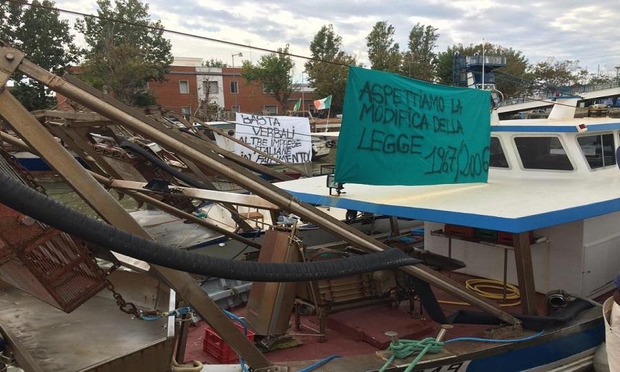 Protesta pesca, la solidarietà del Comune