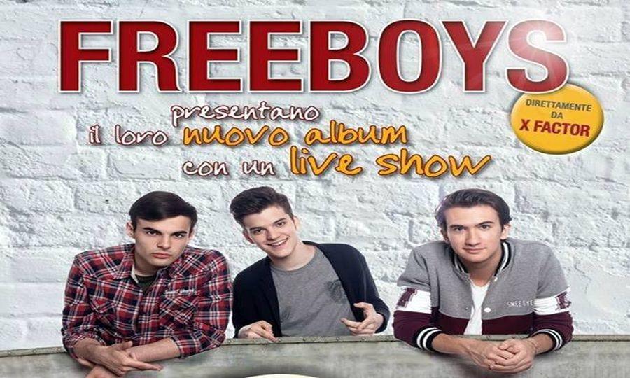 Freeboys all'Ancora questa sera 18 luglio