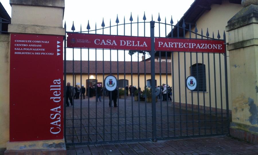 Inaugurata la Casa della Partecipazione
