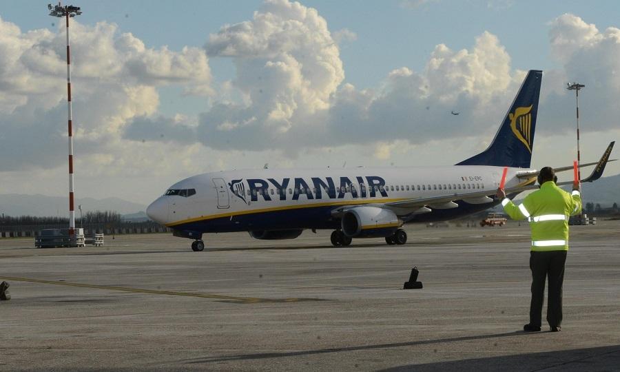Ryanair, nuove rotte da Fiumicino