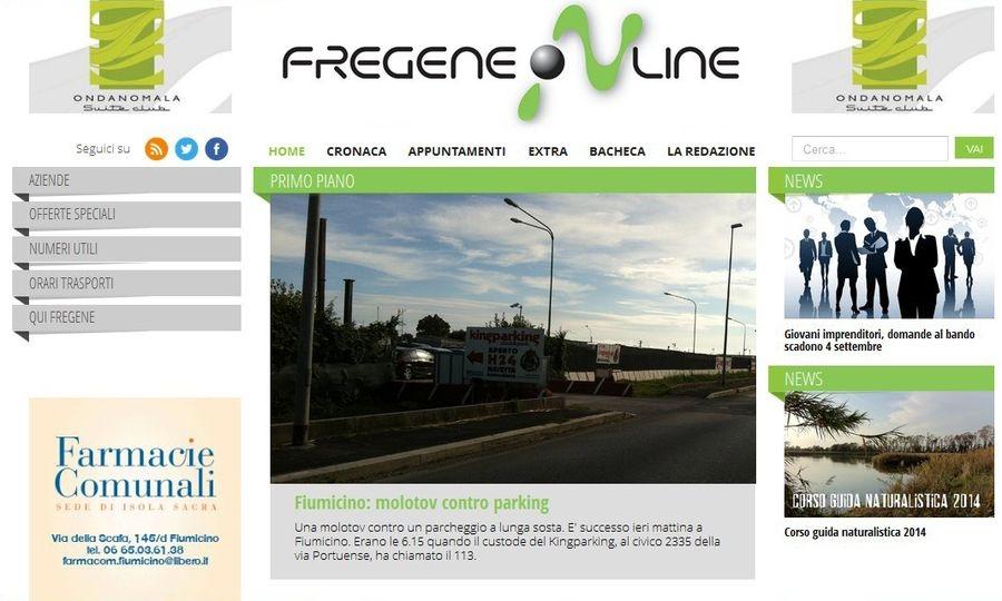 La rivoluzione di Fregene OnLine