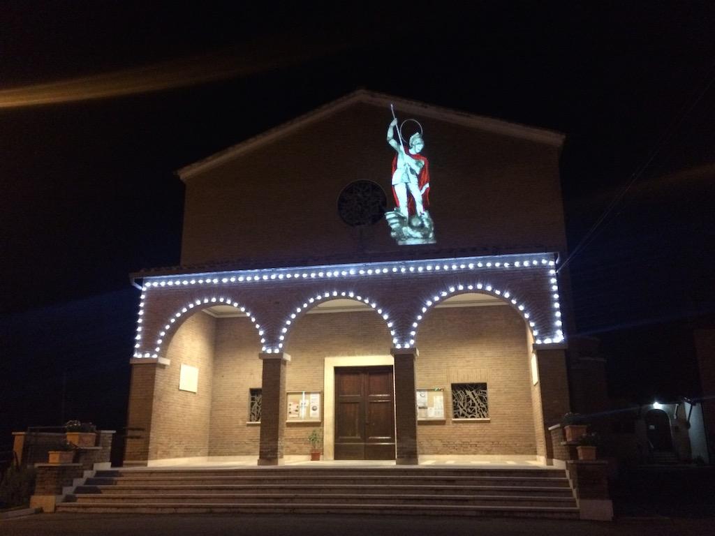 facciata chiesa San Giorgio