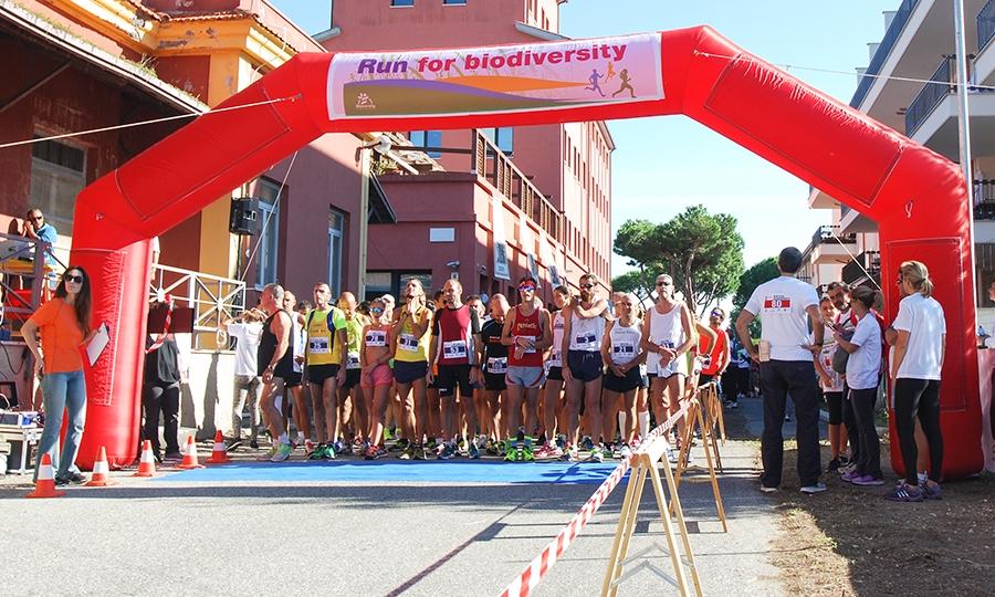 Run for Biodiversity, Maccarese corre per il pianeta