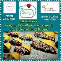 laboratorio biscotti 9 aprile